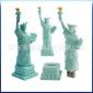 自由女神像U�P 西方神�人物模型U�P 工�S直供 可重新OEM�_模加工